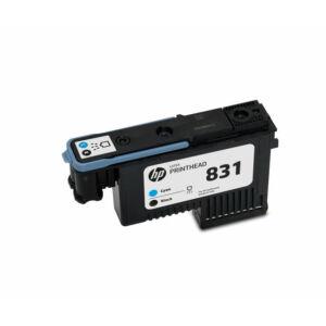 HP 831 - CZ677A nyomtatófej - cyan-black