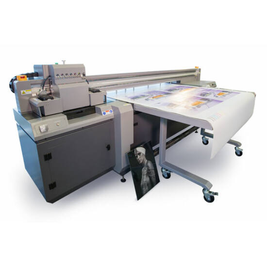 Signracer 1600 H Hibrid UV nyomtató