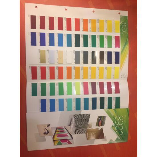 MACtac 8900 színkártya A4