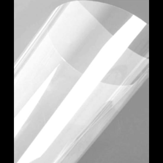 Guandong víztiszta A - Pet lemez 0,5mm vastagságban