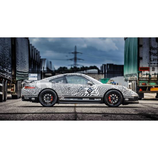 Arlon 3D Prémium autófólia csomag Flite technológiával - Arlon SLX™ Cast Wrap + Arlon 3270 G overlaminate