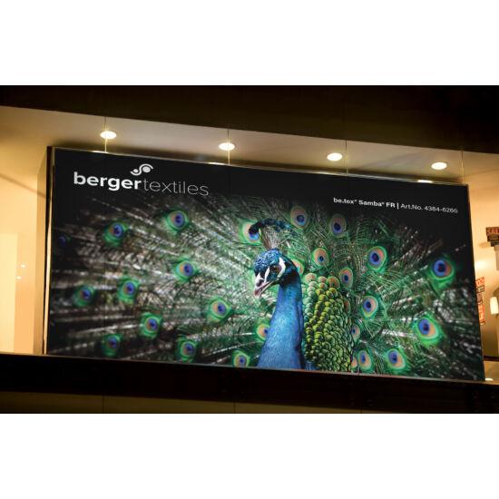 Berger Samba FR Backlit textil