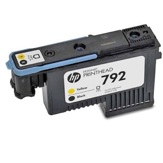 HP Dj 792 - CN702A Printhead - yellow-black