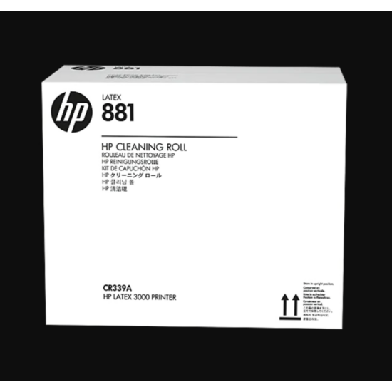 HP 881 - CR339B - cleaning roll
