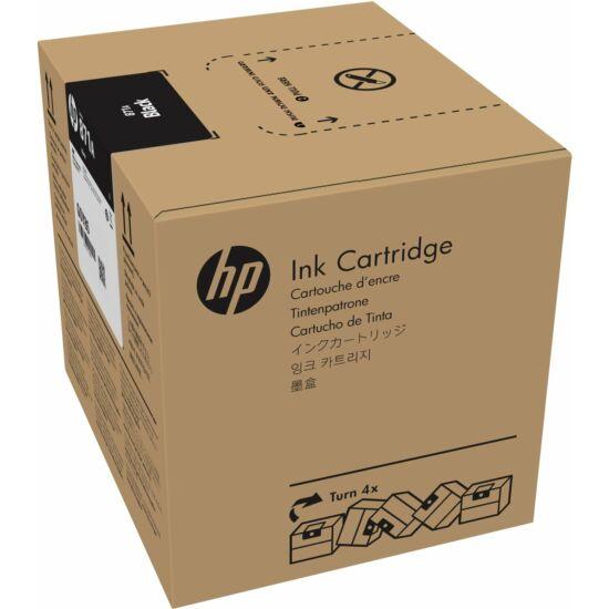 HP Latex 370/570 - HP 871C - latex festék black - 3 liter