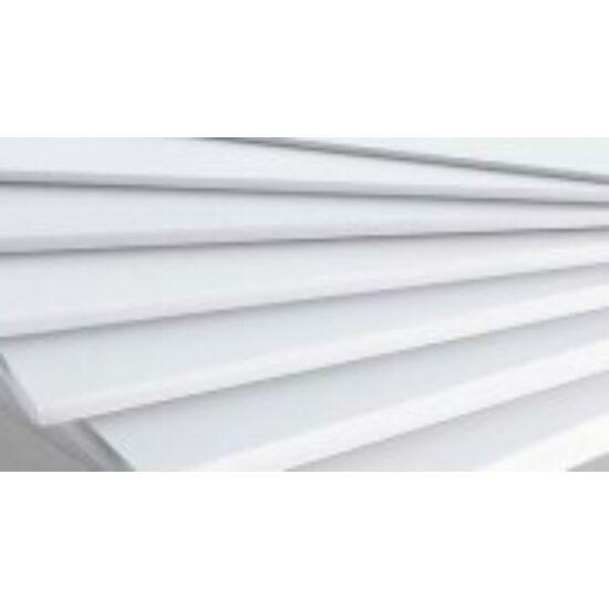 Habosított PVC Light 3 mm - Egyoldalon fóliázott
