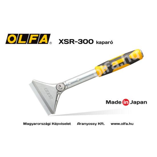 Olfa XSR-300 - kaparó