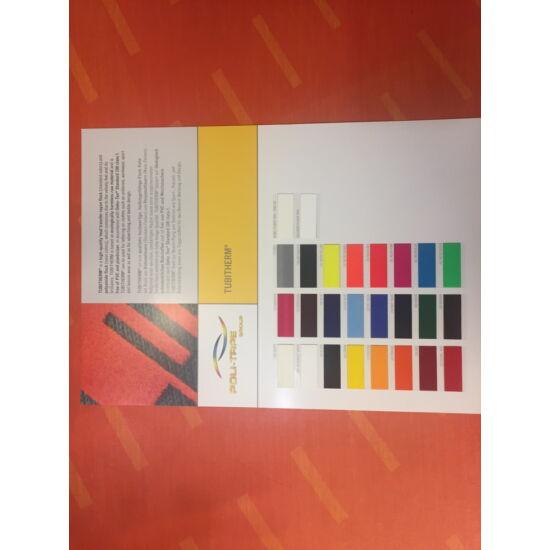 PoliTape Flex Tubitherm színkártya A4