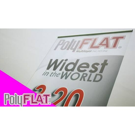 Guandong Polyflat Lightstop roll - up film