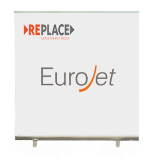 RED-RODI85 Replace Roll Up Display Lux 200x200 szerkezet
