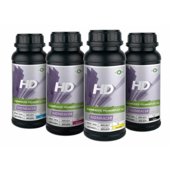 Signracer PremiumFlex UV festék black - 1 liter