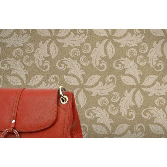 MACtac WW Leather: bőrhatású, nyomtatható öntapadó tapéta