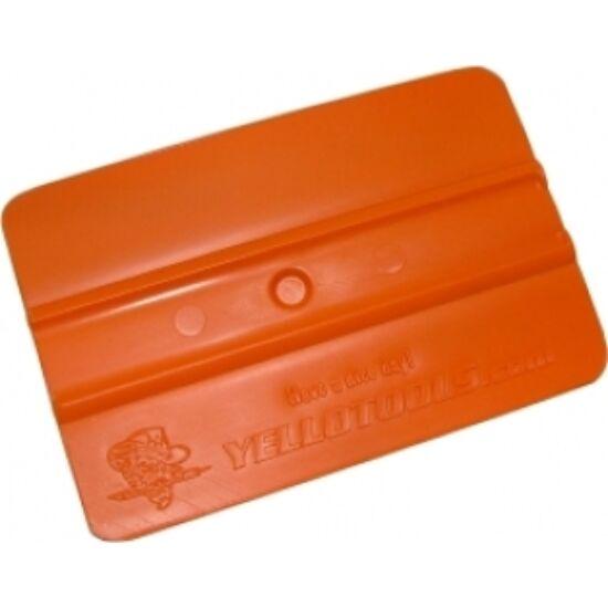 Narancssárga simító 10 cm