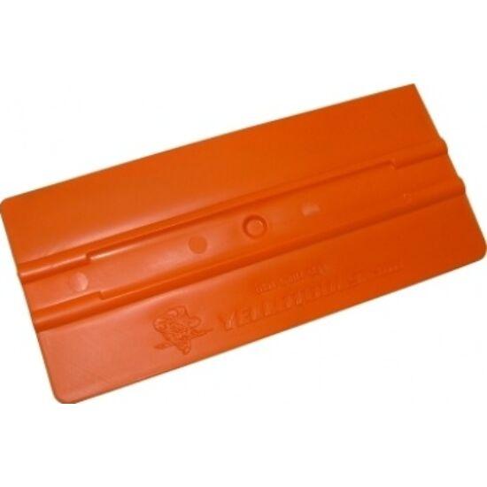 Narancssárga simító - XL - 15 cm