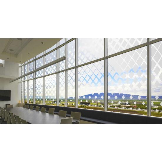 Arlon 5400 Silver Glass Film – Arlon ezüst üvegdekorációs fólia