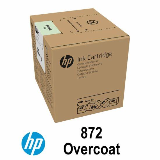 HP 872 - festék - overcoat - 3 liter