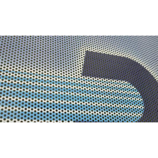 Guandong OWV 140 - Perforált ablakfólia