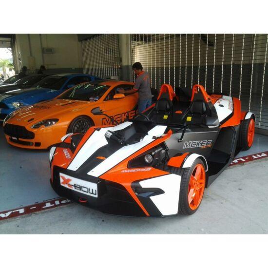 MACtac színes légcsatornás autófólia- mattok