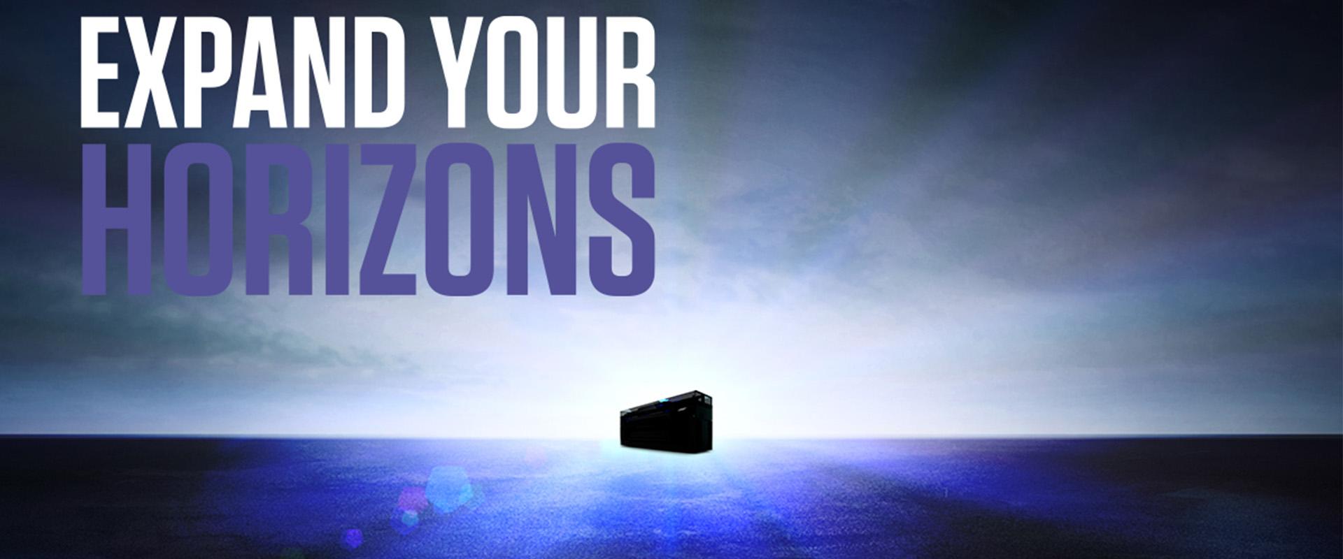 """Regisztrálj az """"Expand Your Horizons"""" online indító eseményre, és légy a részese a világpremiernek!"""
